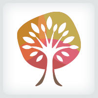 Beautiful Tree Logo