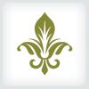 stylized-fleur-de-lis-logo
