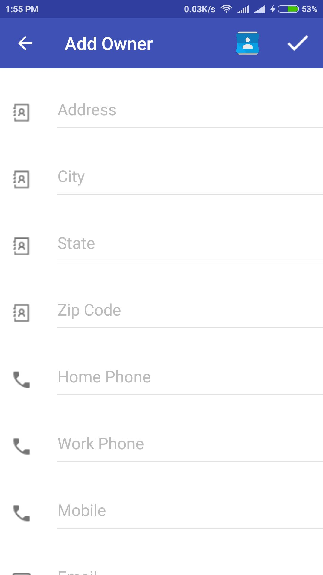 Property Manager Rent Tracker Android Screenshot 2