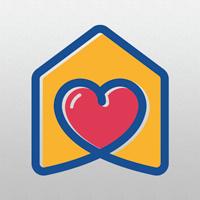 Heart House Logo Template