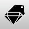 diamond-tag-logo-template