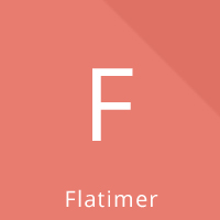 Flatimer - Coming soon HTML Template