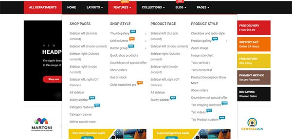 So Sonca - Responsive OpenCart 3 Theme Screenshot 2