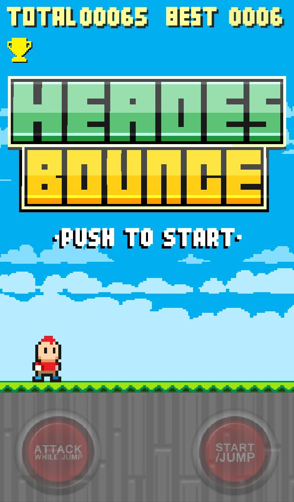 Heroes Bounce - Complete Unity Project Screenshot 1