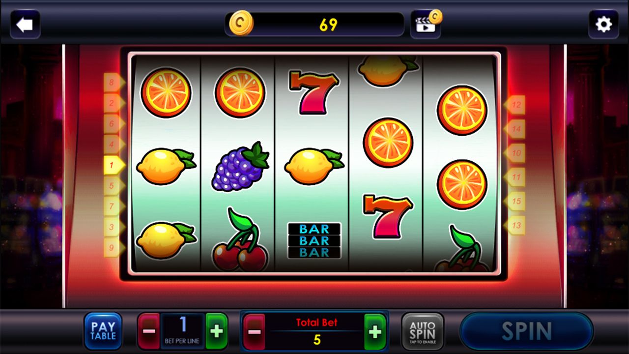 Casino Classic Game - Complete Unity Project Screenshot 3