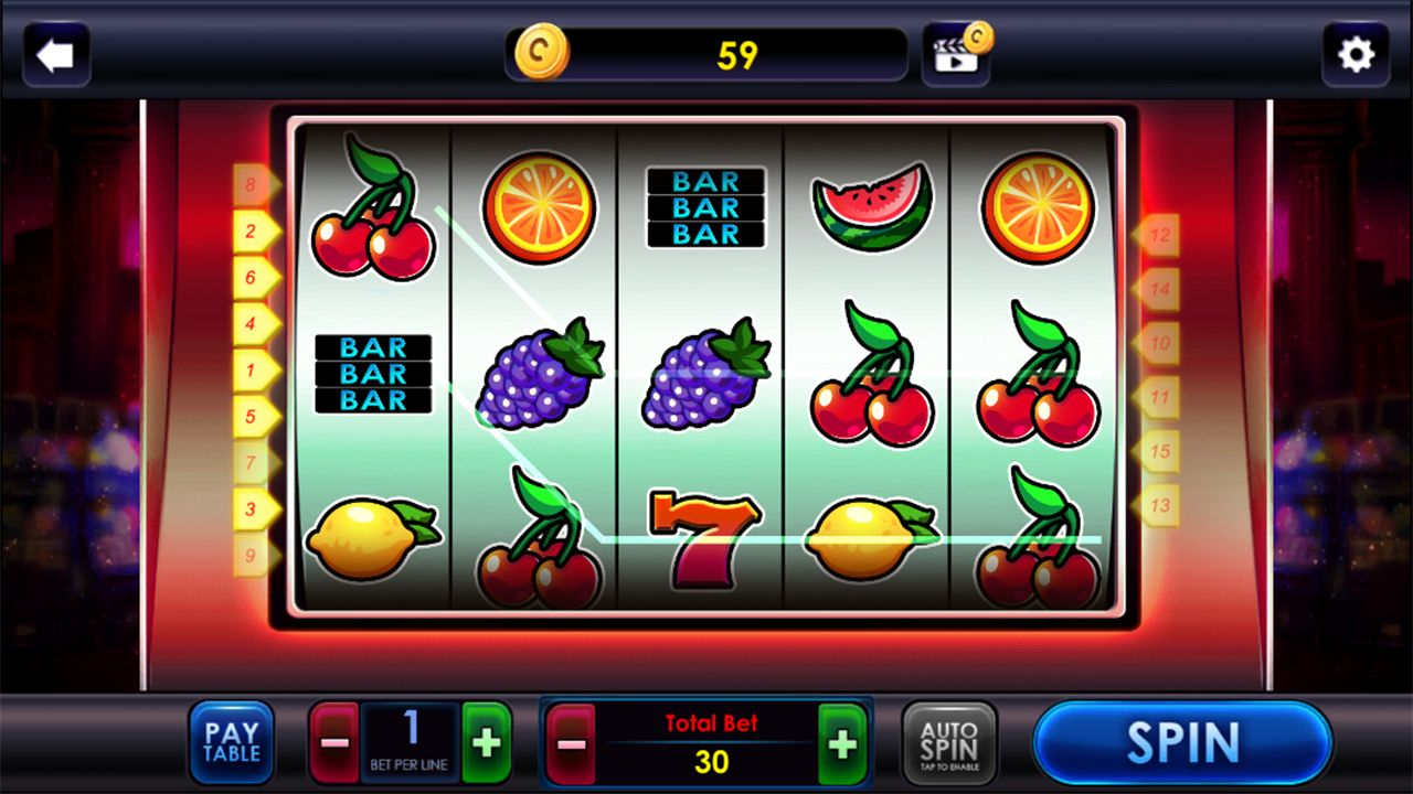 Casino Classic Game - Complete Unity Project Screenshot 4