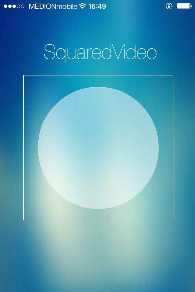 SquaredVideo - iOS Video Recording App Source Code Screenshot 9