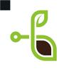 digital-seed-logo-template