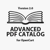 Advanced PDF Catalog for OpenCart v2.0
