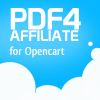 Pdf4Affiliate - Opencart Extension