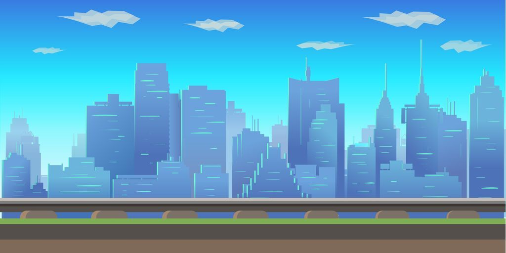 10 Urban Game Backgrounds Screenshot 3
