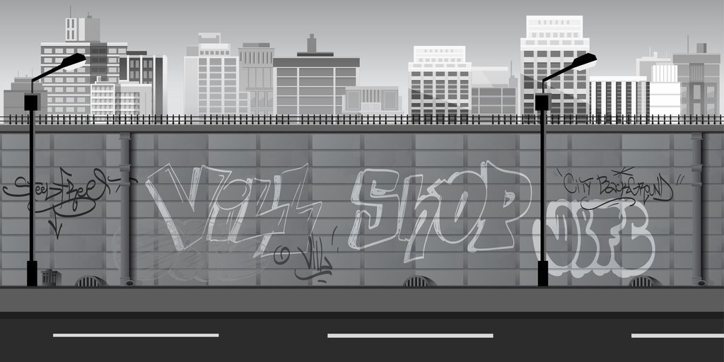 10 Urban Game Backgrounds Screenshot 10