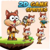 squirrel-2d-game-character-sprites
