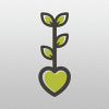 love-plant-logo-template