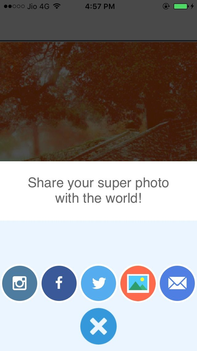 Photofizz - iOS App Source Code  Screenshot 5