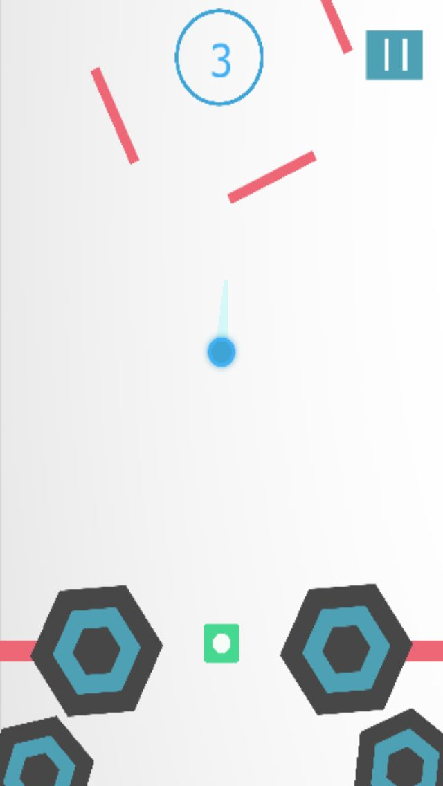 Falling Ball - Buildbox Game Template Screenshot 5