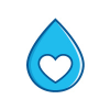 love-water-logo-template