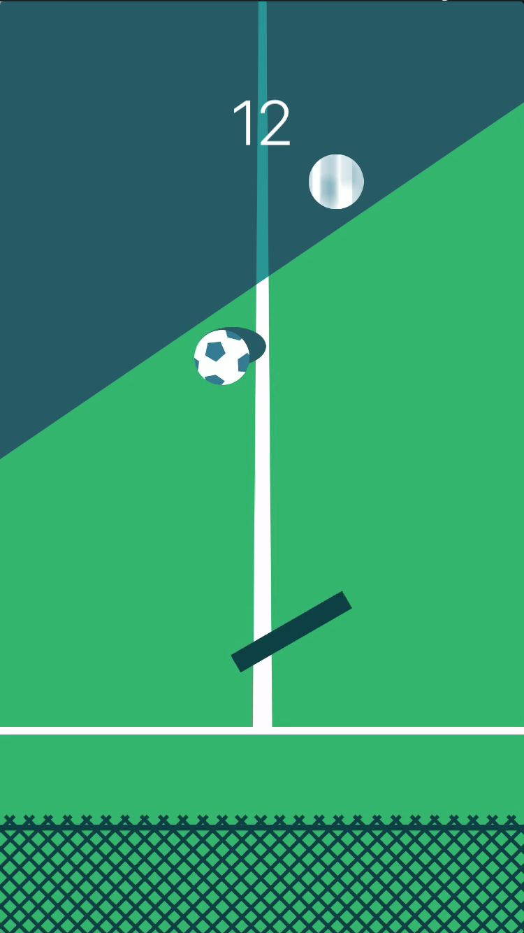 Soccer Ball iOS Source Code Screenshot 3