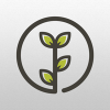 green-plant-logo-template