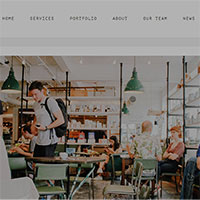 Avander WordPress Theme