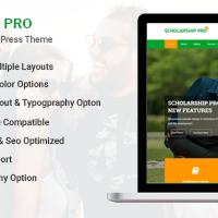 Scholarship Pro WordPress Theme