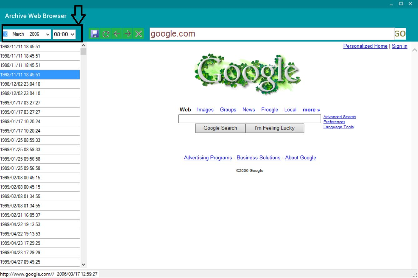 Ghost Web Browser .NET Screenshot 3