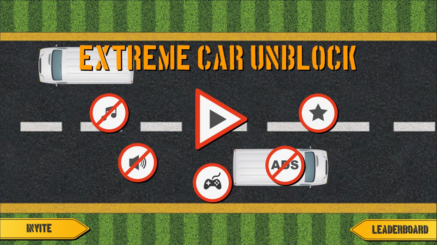 Extreme Car Unblock - Complete Unity Project Screenshot 1