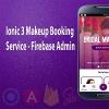 ionic-3-makeup-booking-service-firebase-admin