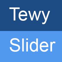 TewySlider - Slider Creator Wordpress Plugin