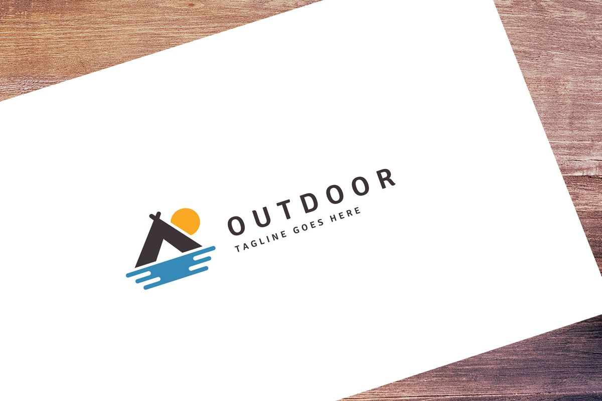 Outdoor Logo Screenshot 1