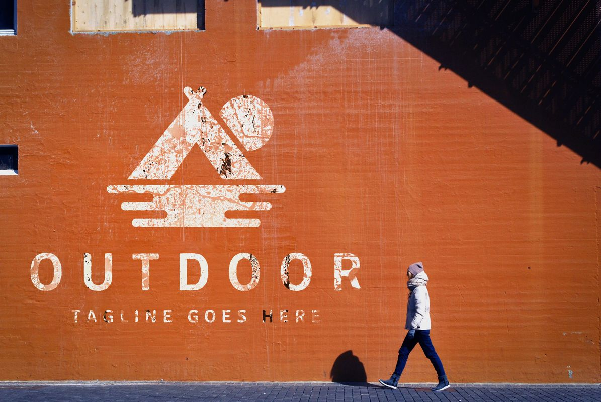 Outdoor Logo Screenshot 2