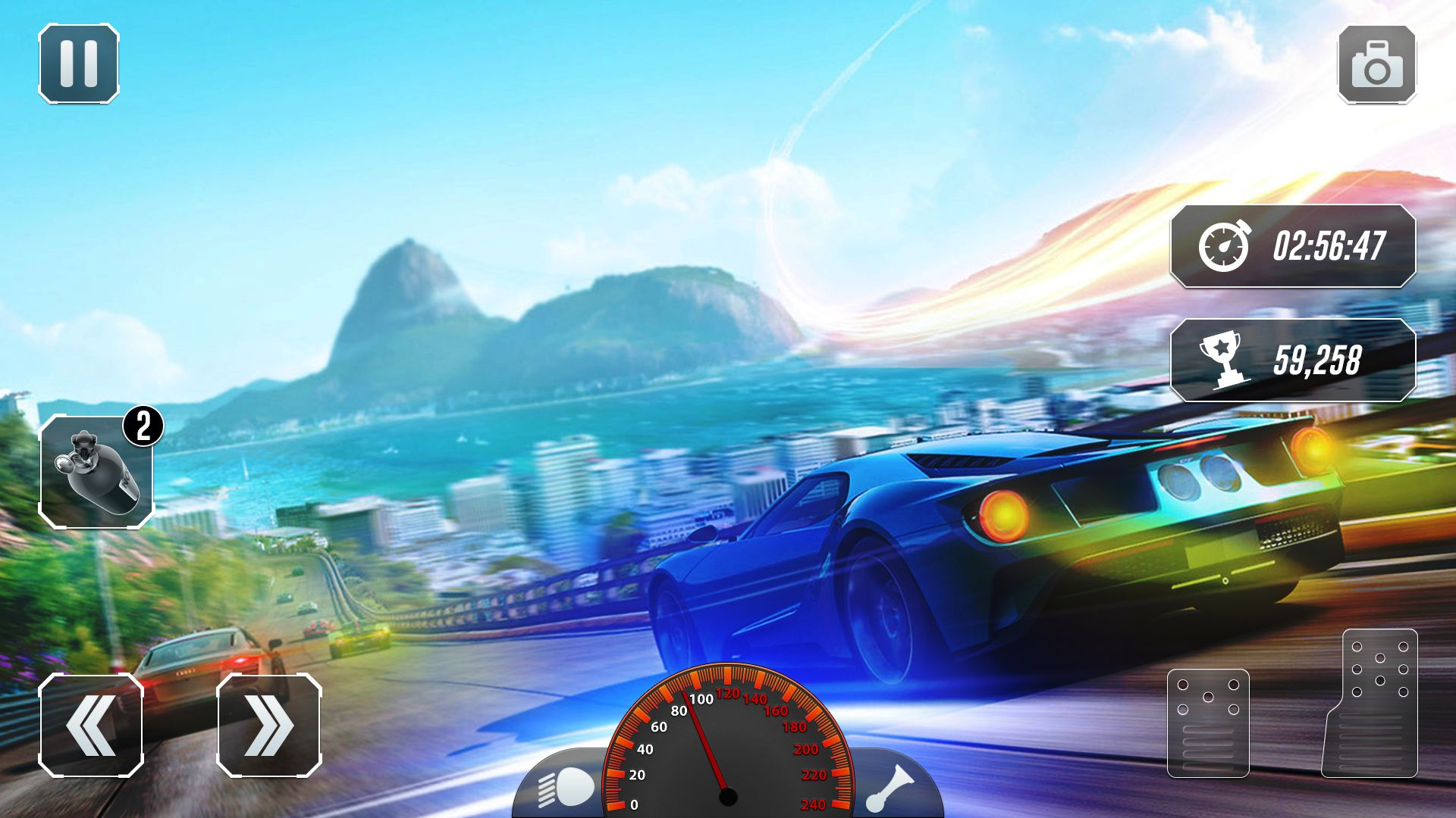 Racing Game Graphics CxS - GUI Skin 6 Screenshot 16