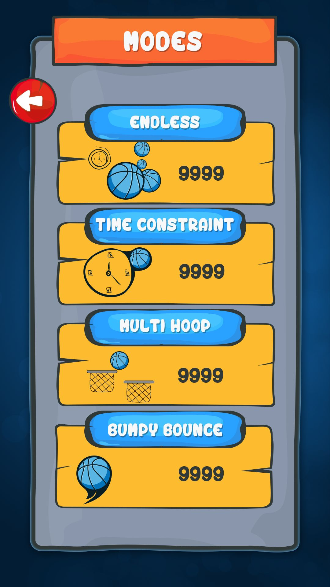 Basket Ball Game Skin - Pack 2 Screenshot 3