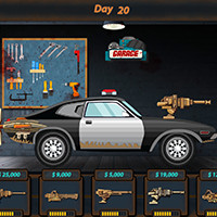 2D Racing Car Game UI Template -Pack 1