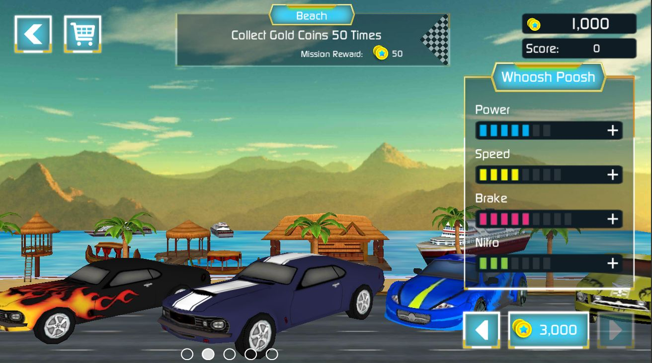 Reckless Traffic Racer - Complete Unity Project Screenshot 1