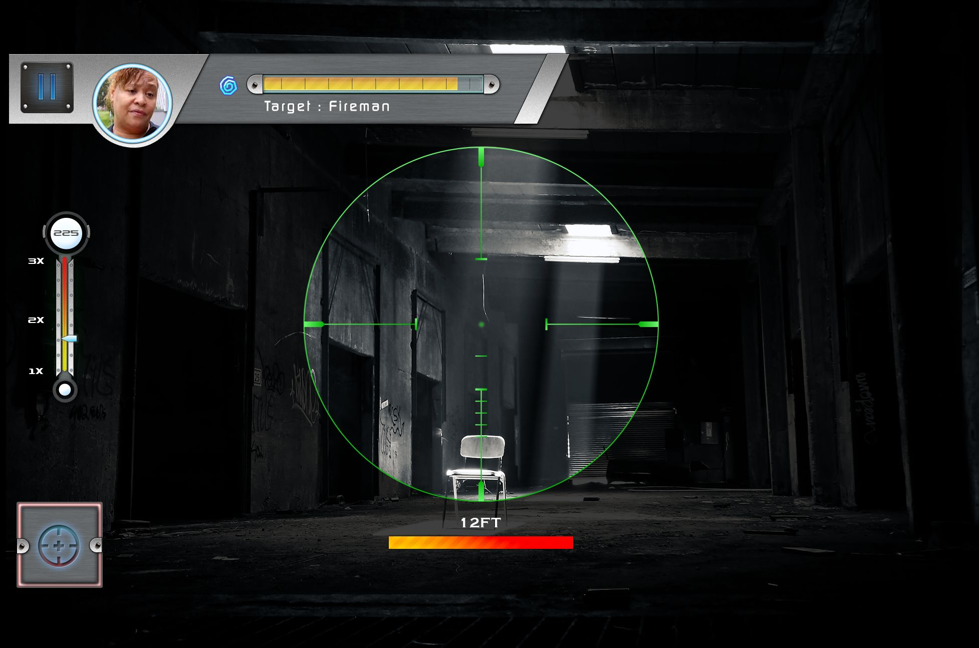 Action Shooting UI 2 Screenshot 12