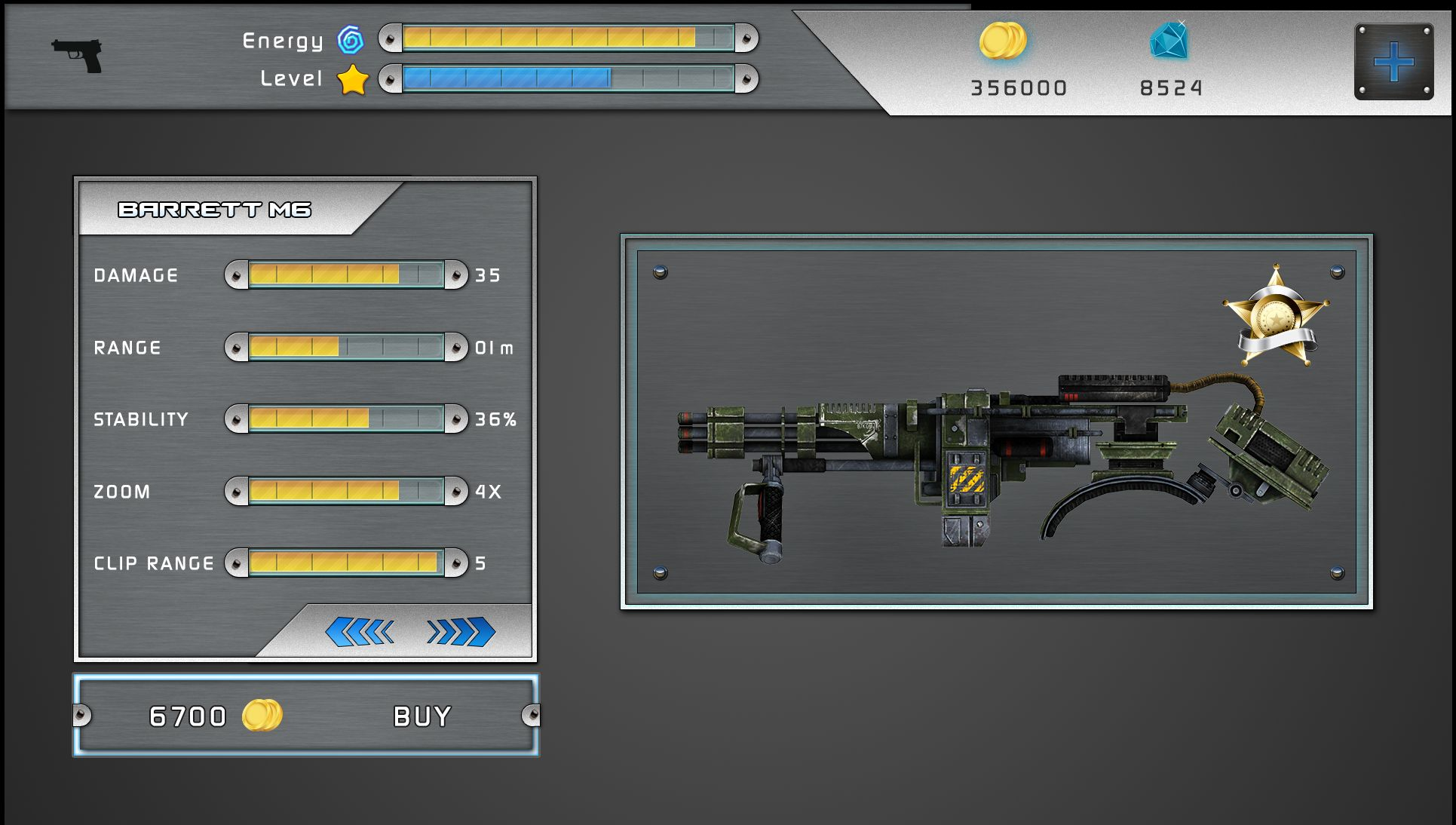 Action Shooting UI 2 Screenshot 13