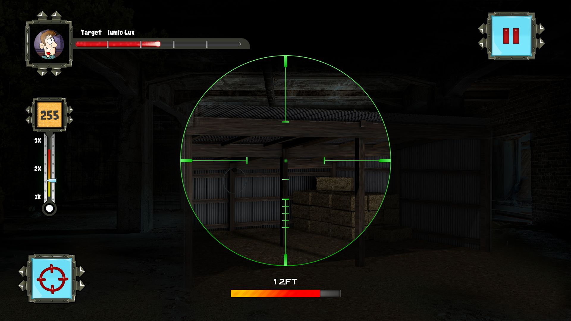 Action Shooting UI 6 Screenshot 14