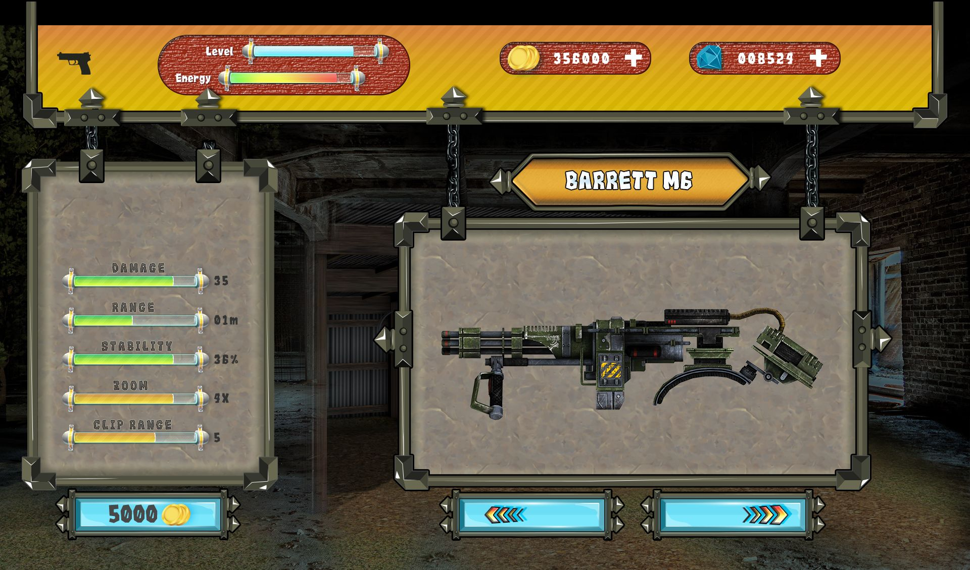 Action Shooting UI 6 Screenshot 15