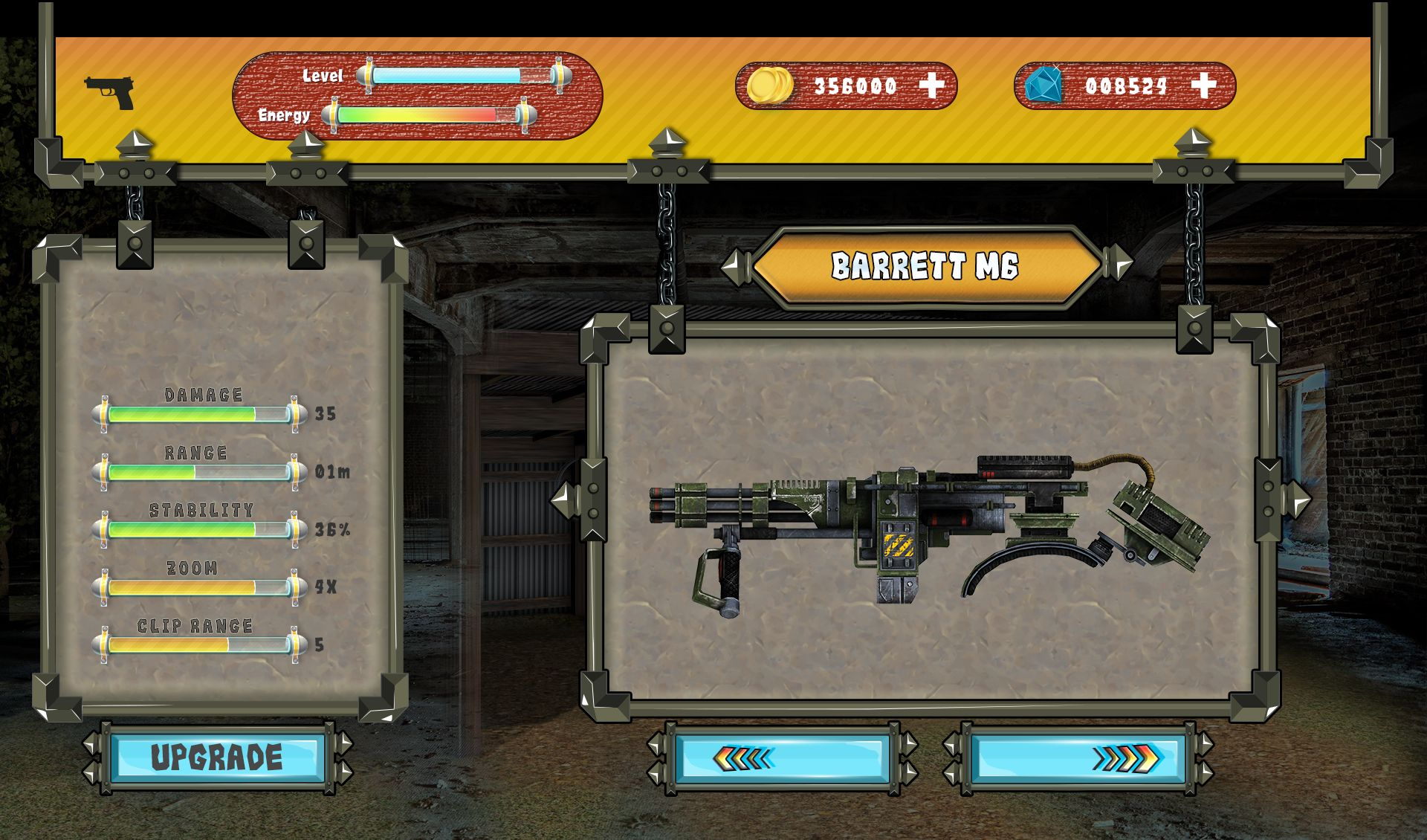 Action Shooting UI 6 Screenshot 16