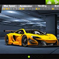 Racing Game Graphics CxS - GUI Skin 5