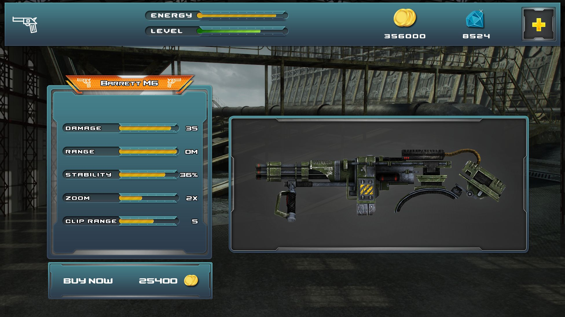 Action Shooting UI 7 Screenshot 13