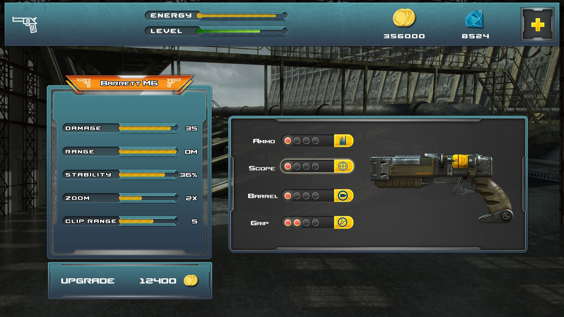 Action Shooting UI 7 Screenshot 14