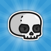 Skeleton Chibi -  Game Characters