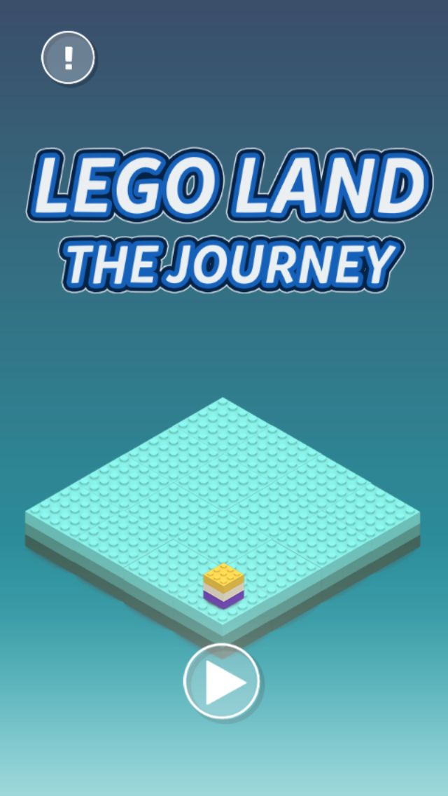 Lego Land Buildbox Game Template Screenshot 1