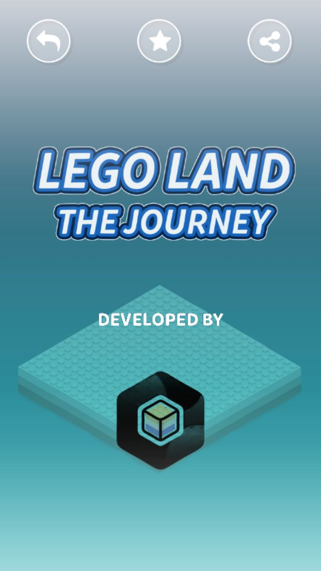 Lego Land Buildbox Game Template Screenshot 2