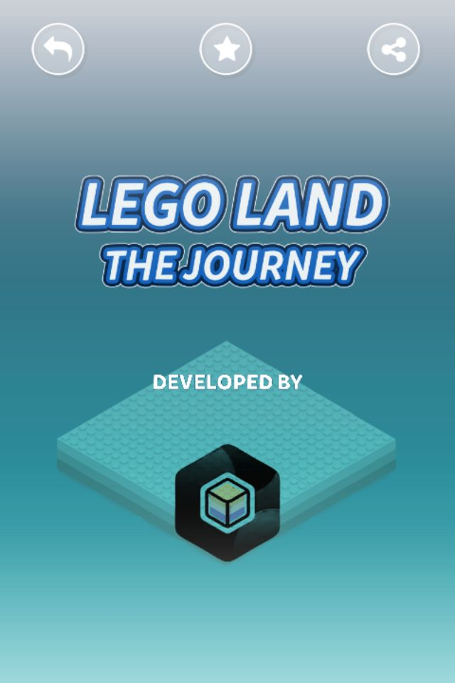 Lego Land Buildbox Game Template Screenshot 7
