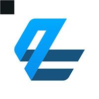 Hexa Flip Logo Template