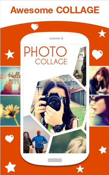 Pixr Collage - Photo Grid Android App Source Code Screenshot 2