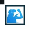 virtual-box-logo-template